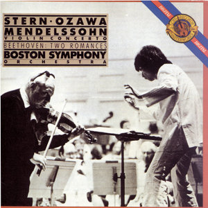 Isaac Stern, Boston Symphony Orchestra, Seiji Ozawa 歌手頭像