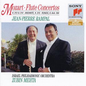 Jean-Pierre Rampal, Israel Philharmonic Orchestra, Zubin Mehta 歌手頭像