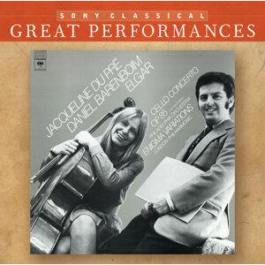 Jacqueline du Pré, Daniel Barenboim, The Philadelphia Orchestra