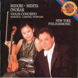Midori, New York Philharmonic, Zubin Mehta 歌手頭像