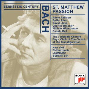 Leonard Bernstein, New York Philharmonic, Collegiate Chorale 歌手頭像