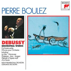 Alice Chalifoux, Cleveland Orchestra, Pierre Boulez 歌手頭像