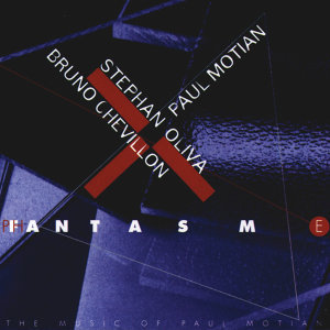 Stéphan Oliva / Bruno Chevillon / Paul Motian