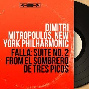 Dimitri Mitropoulos, New York Philharmonic 歌手頭像