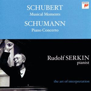Rudolf Serkin, The Philadelphia Orchestra, Eugene Ormandy 歌手頭像