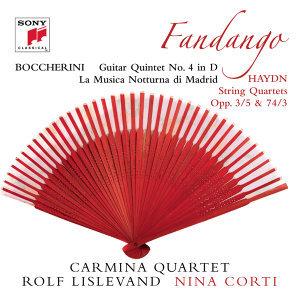 Carmina Quartett & Rolf Lislevand 歌手頭像
