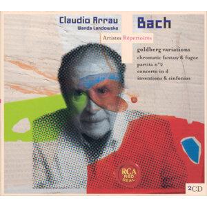 Claudio Arrau / Wanda Landowska 歌手頭像
