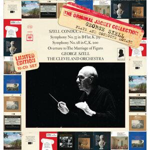 George Szell, The Cleveland Orchestra, Louis Lane, Rafael Druian, Leon Fleisher, Budapest String Quartet 歌手頭像