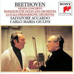 Salvatore Accardo, Orchestra Filarmonica della Scala, Carlo Maria Giulini 歌手頭像