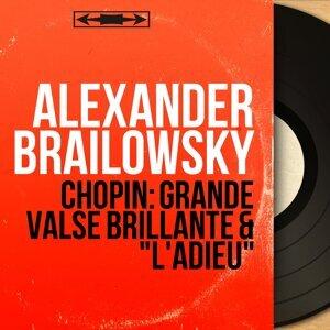 Alexander Brailowsky 歌手頭像