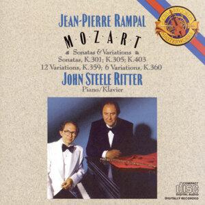 Jean-Pierre Rampal & John Steele Ritter 歌手頭像
