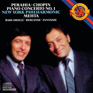 Murray Parahia, New York Philharmonic, Zubin Mehta 歌手頭像