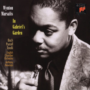 Anthony Newman - English Chamber Orchestra, Wynton Marsalis