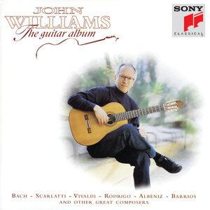 John Wiliams 歌手頭像