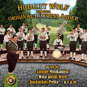 Hubert Wolf und sein Original Böhmerländer 歌手頭像