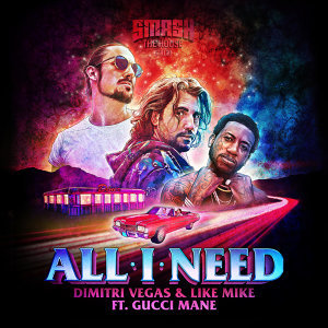 Dimitri Vegas & Like Mike, Gucci Mane 歌手頭像