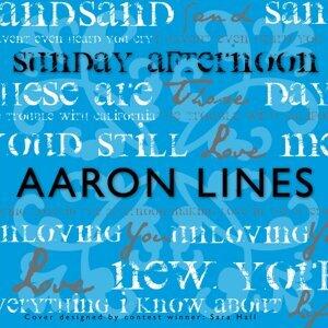 Aaron Lines (艾倫賴恩斯) 歌手頭像