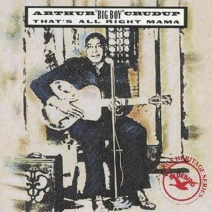 Arthur ''Big Boy'' Crudup 歌手頭像