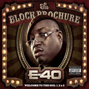 E-40 歌手頭像