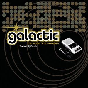 Galactic 歌手頭像