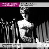 Enrique Mazzola, Rex Lawson, Orchestre national d'Ile-de-France