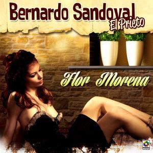 """Bernardo Sandoval """"el Prieto"""" 歌手頭像"""