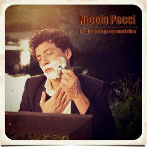 Nicola Pecci 歌手頭像