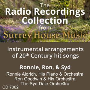 Ronnie Aldrich, Ron Goodwin, Syd Dale, SydDale 歌手頭像