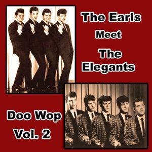 The Earls/The Elegants 歌手頭像