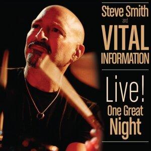 Steve Smith & Vital Information 歌手頭像