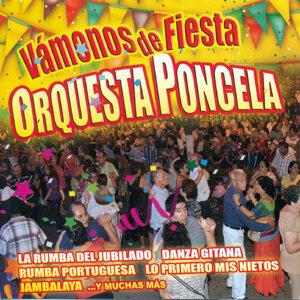 Orquesta Poncela 歌手頭像