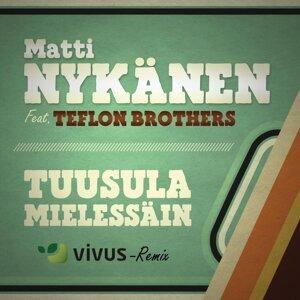 Matti Nykänen feat. Teflon Brothers 歌手頭像