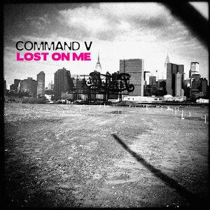 Command V 歌手頭像