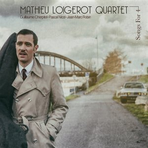 Mathieu Loigerot Quartet 歌手頭像