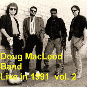 Doug MacLeod Band 歌手頭像