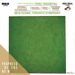 Toronto Symphony, Seiji Ozawa, Conductor 歌手頭像