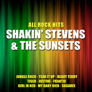 Shakin' Stevens & The Sunsets 歌手頭像