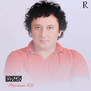 Doniyor Bakirov 歌手頭像