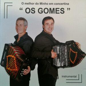 Os Gomes 歌手頭像