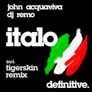 John Acquaviva, DJ Remo 歌手頭像