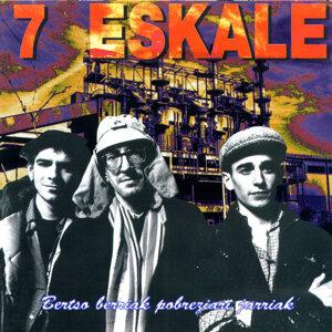 7 Eskale 歌手頭像