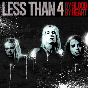 Less Than 4