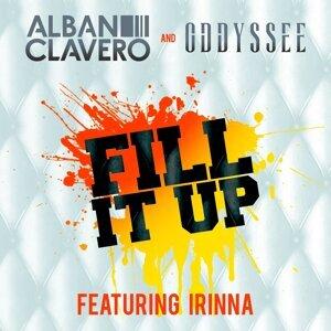 Alban Clavero, Oddyssee 歌手頭像