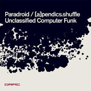 (a)pendics.shuffle, Paradroid 歌手頭像