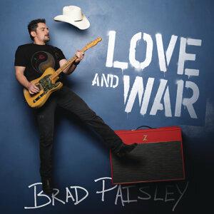 Brad Paisley (布萊德派斯里) 歌手頭像