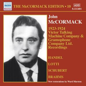 John McCormack 歌手頭像