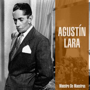 Agustín Lara アーティスト写真