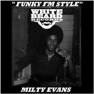 Milty Evans 歌手頭像