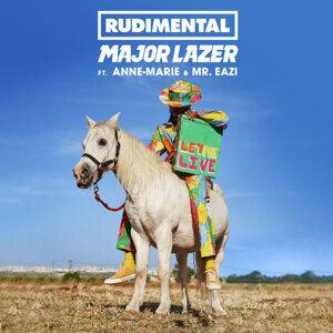 Rudimental x Major Lazer 歌手頭像