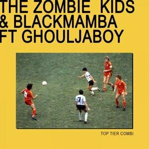 The Zombie Kids, Black Mamba 歌手頭像